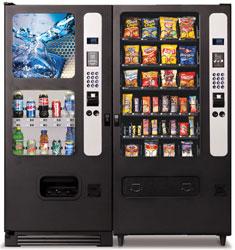 vending machine placement