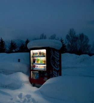 Maximum Vending - Winter Vending