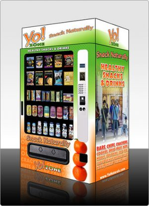Maximum Vending - Healthy Vending Options